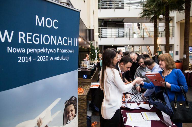 Konferencja Moc w Regionach II