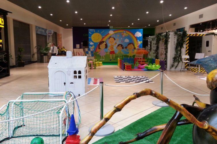 Dzień Dziecka w Galerii Leszno